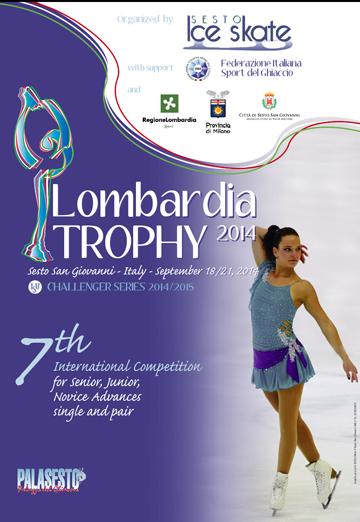 Lombardia Trophy 2014