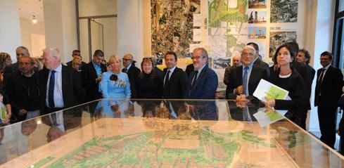La storia del progetto milanosesto firmato renzo piano in for Piscina olimpia a sesto san giovanni