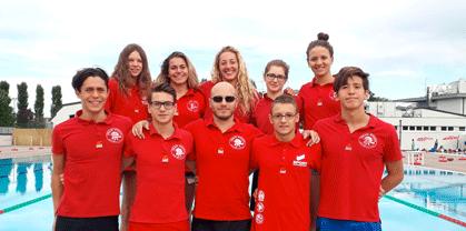 Campionati nazionali giovanili di nuoto qualificati anche for Piscina olimpia sesto san giovanni nuoto libero