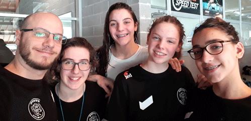 Nuoto campionati nazionali giovanili argento per la for Piscina olimpia sesto san giovanni nuoto libero